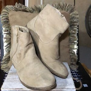 Route 66 Sand Booties with Side Zipper
